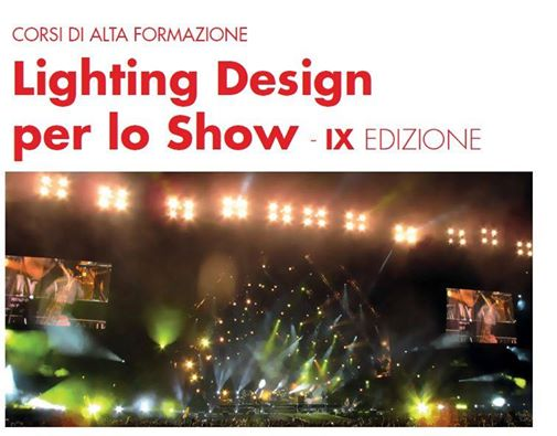 Lighting Design per lo Show