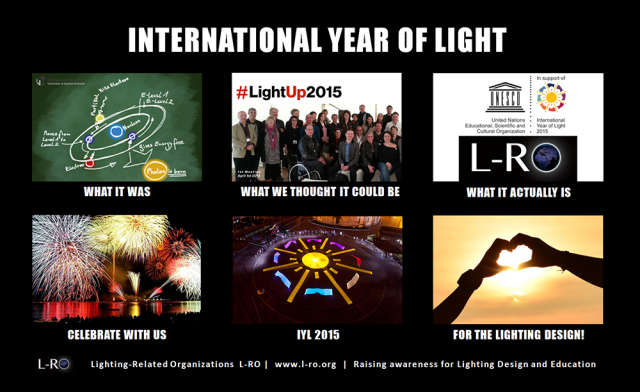Lighting related organizations