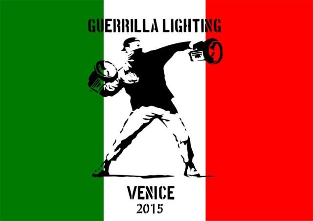 Guerrilla Lighting Venezia