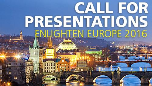 Enlighten Europe 2016