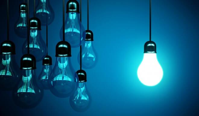 Progetto d'illuminazione
