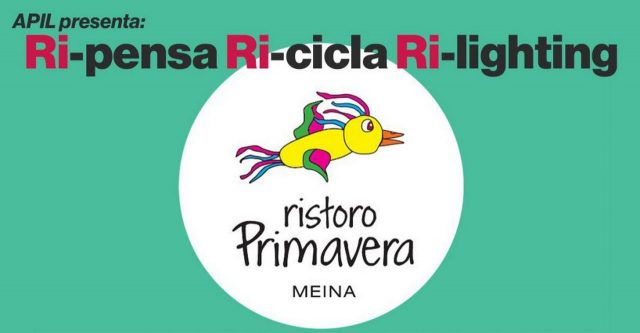 Ripensa Ricicla Rilighting