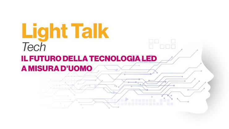 Light talk Tech sui LED