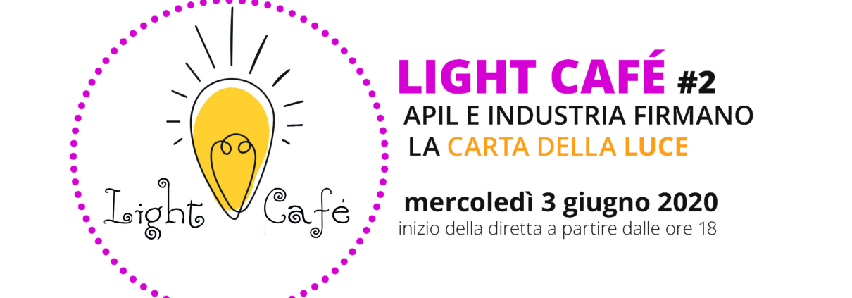 Light cafè Carta della Luce