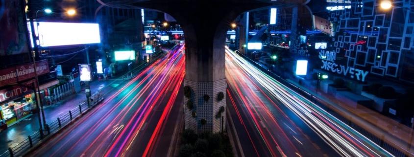 project financing road lighting